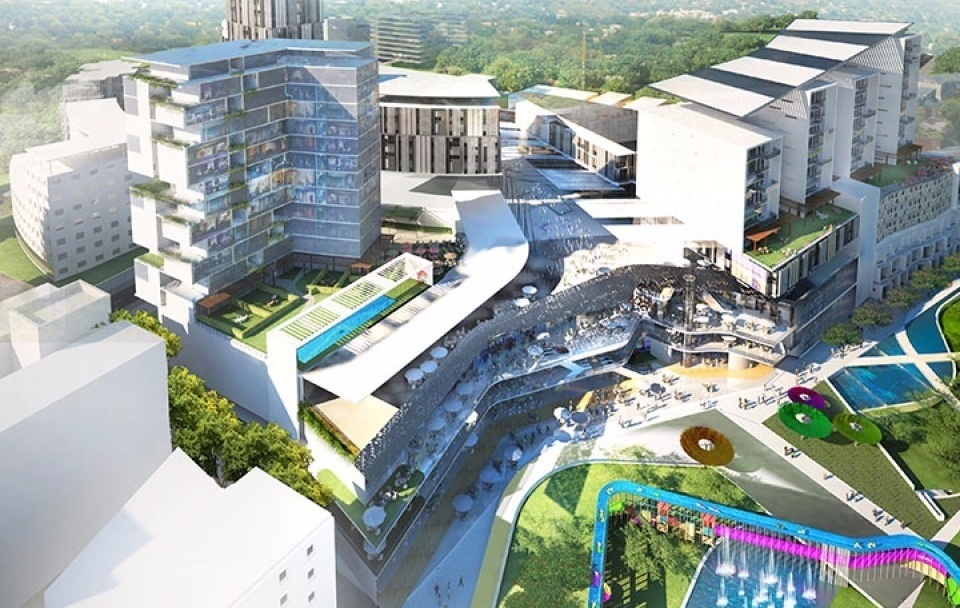 Two Rivers Mixed Development Project Nairobi